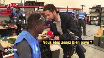 Chaouch Express : à Paris, le stress des sociétés de trottinettes
