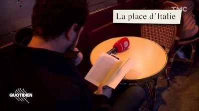 Chaouch Express : à la recherche de Michel Houellebecq