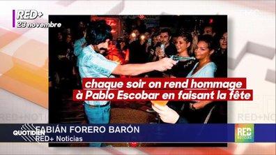Chaouch Express : Le Medellin, le bar à la gloire de Pablo Escobar qui fait polémique