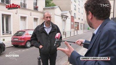 Chaouch Express : comment fliquer les flics ?