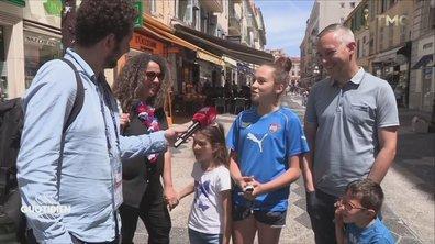 Chaouch Express : effervescence à Nice avant France-Norvège
