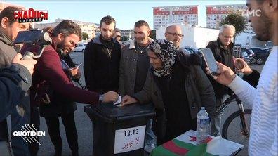 Chaouch Express – Élection en Algérie : les expatriés de Marseille refusent un vote de façade