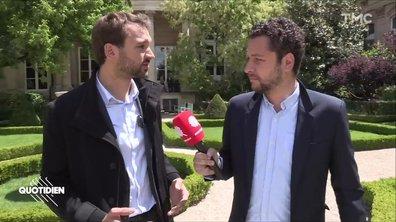Chaouch Express : les européennes vont-elles précipiter la chute de Jean-Luc Mélenchon ?