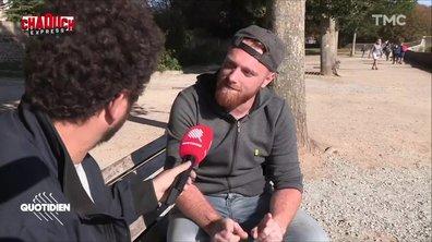 Chaouch Express : le gilet jaune Maxime Nicolle va-t-il devenir journaliste ?