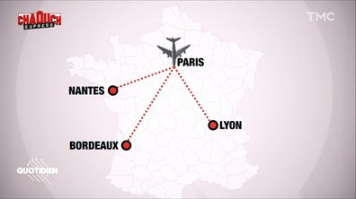 Chaouch Express – Interdiction des vols courts : l'avion est-il en voie de disparition ?