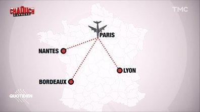 Chaouch Express – Interdiction des vols courts : l'avion est-il en voie de disparition ?