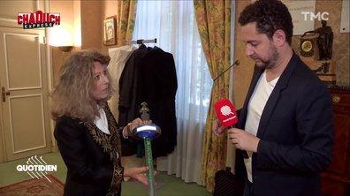 Chaouch Express : l'épée Jedi de Barbara Cassin, nouvelle membre de l'Académie française