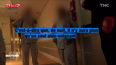 Chaouch Express : le cri d'alarme de l'hôpital français