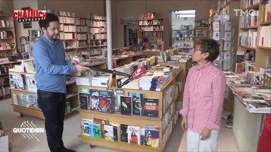 Chaouch Express : les libraires font de la résistance
