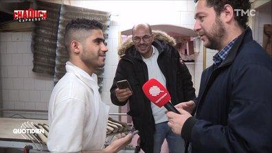 Chaouch Express: on a goûté la meilleure baguette de Paris 2020