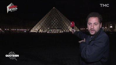 Chaouch Express : on a passé la nuit au Louvre