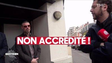 Chaouch Express : on a (presque) assisté à la conférence de Nicolas Dupont-Aignan