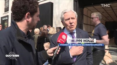 Chaouch Express : ouvrir des Galeries Lafayette sur les Champs-Elysées en plein mouverment des gilets jaunes, fausse bonne idée ?