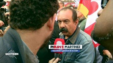 Chaouch Express : dans les rangs de la manif du 9 octobre