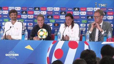 Chaouch Express : retour sur la première semaine réussie des Bleues en Coupe du monde