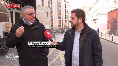 Chaouch Express : sera-t-il bientôt interdit de filmer la police ?