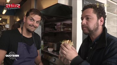 Chaouch Express : y'a quoi dans un kebab ?