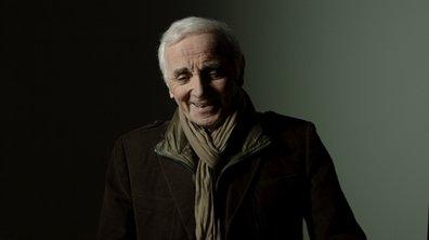 Evénement - Charles Aznavour en duo avec Kendji Girac