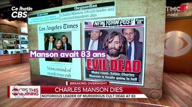Charles Manson : Le monstre est mort
