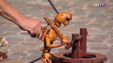 Charleville-Mézières, un immense théâtre de marionnettes à ciel ouvert