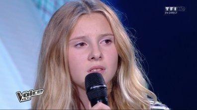 Charlie chante « Mistral Gagnant » De Renaud, reprise par Cœur de Pirate