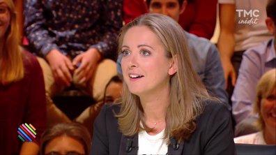 Charline Vanhoenacker, la belge qui décrispe les politiques