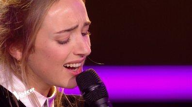 """The Voice 2021 - Charlotte Elizabeth chante """"La bonne étoile"""" de M"""