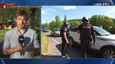 Chasse à l'homme en Dordogne : les dernières informations