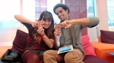 #ChatAvecLesStars : Laetitia Milot et Christophe Licata ont répondu à vos questions