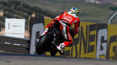 Superbike – Aragon 2016 : Davies empoche la première mise