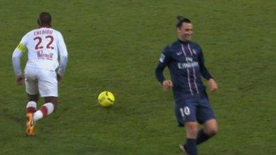 PSG-Lille : Chedjou humilie Zlatan ! (vidéo)
