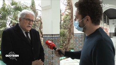 Rencontre avec Chems-Eddine Hafiz, avocat et recteur de la mosquée de Paris