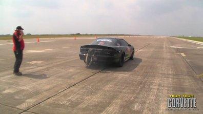 Vidéo : une Chevrolet Camaro à 392 km/h !