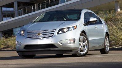 Chevrolet Volt : le prix de la star hybride américaine