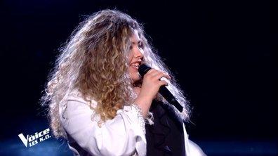 """THE VOICE 2020 - Cheyenne chante """"Dans un autre monde"""" de Céline Dion (KO)"""