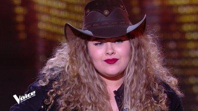 """The Voice 2020 - Cheyenne : """"Je vais chanter mon histoire"""""""