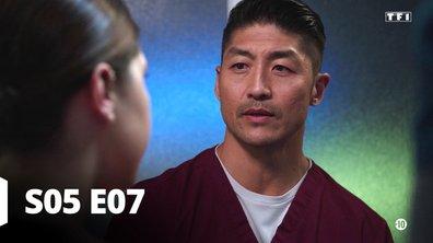 Chicago Med - S05 E07 - De quoi demain sera fait