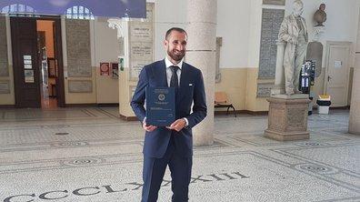 Insolite - Juventus Turin : Chiellini obtient un master en économie