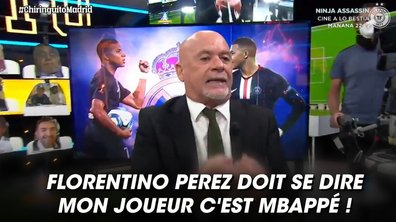 VIDEO - La TV espagnole supplie le Real de recruter Mbappé