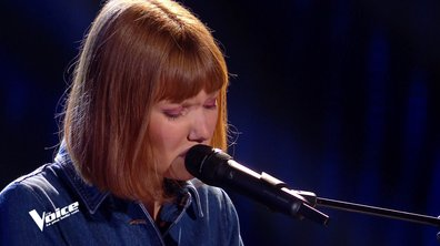 "The Voice 2021 - Chloé chante ""Message personnel"" de Françoise Hardy"