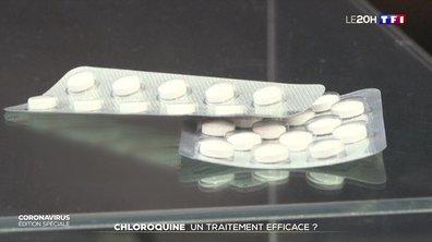 Chloroquine, le médicament miracle contre le coronavirus ?
