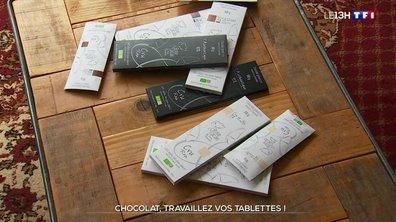 Chocolat : la tablette dans tous ses états