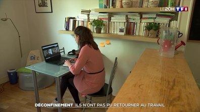 Chômage partiel, télétravail : ceux pour qui le déconfinement n'a presque rien changé