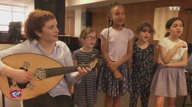Chorale - Au coeur des Restos du Coeur du 26 juillet 2019