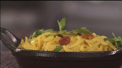 Curry de chou blanc