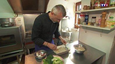 Choux farcis, le plat fétiche du Cantal