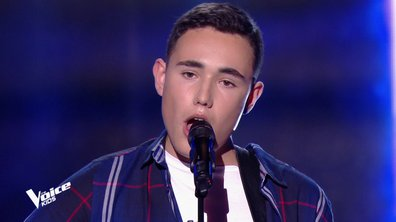 The Voice Kids 6 - Théo prêt pour chanter dans la cour des grands (REPLAY)