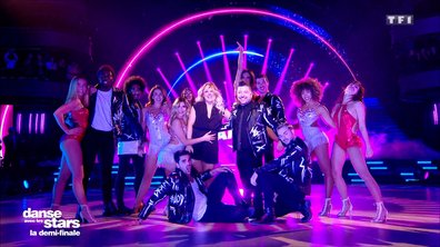 "DALS - ""Alors on danse"", Chris Marques et sa troupe en live"