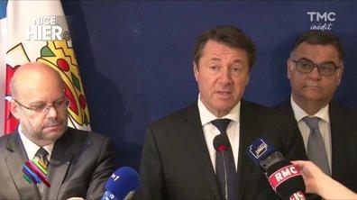 Christian Estrosi : fausse retraite ou vrai pas vers Macron ?