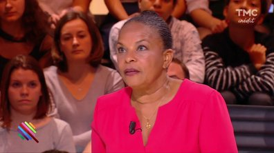 """Christiane Taubira : """"Il y a deux façons de faire société : le droit, ou la force"""""""